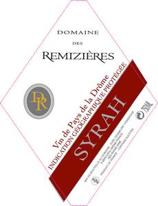 etiquette_domaine_remizieres_syrah