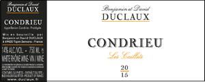 etiquette_condrieu_duclaux_2015